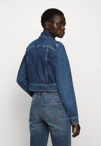 Sportmax Code - FARISCO - Denim jacket - nachtblau - 2