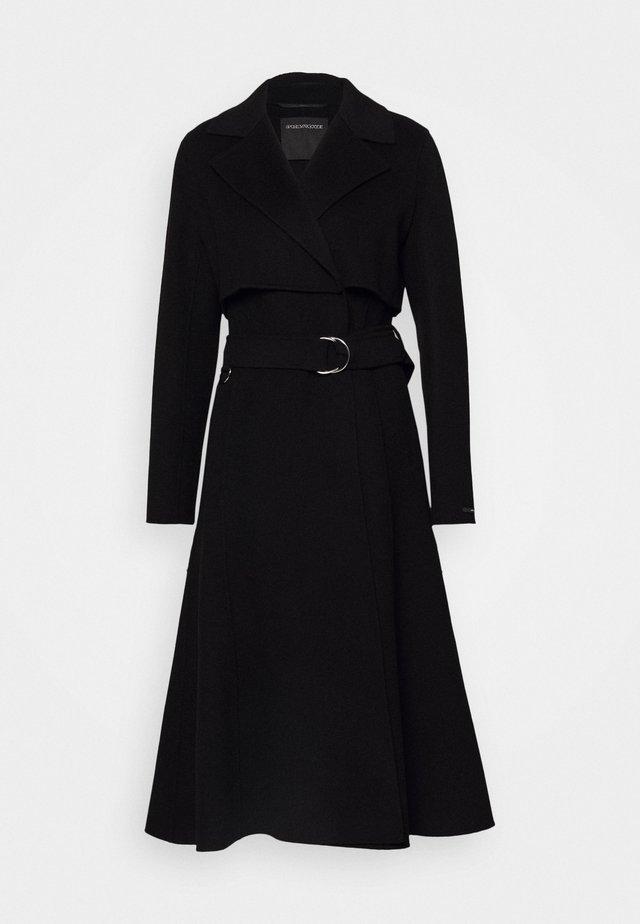 BALSAMO - Classic coat - schwarz