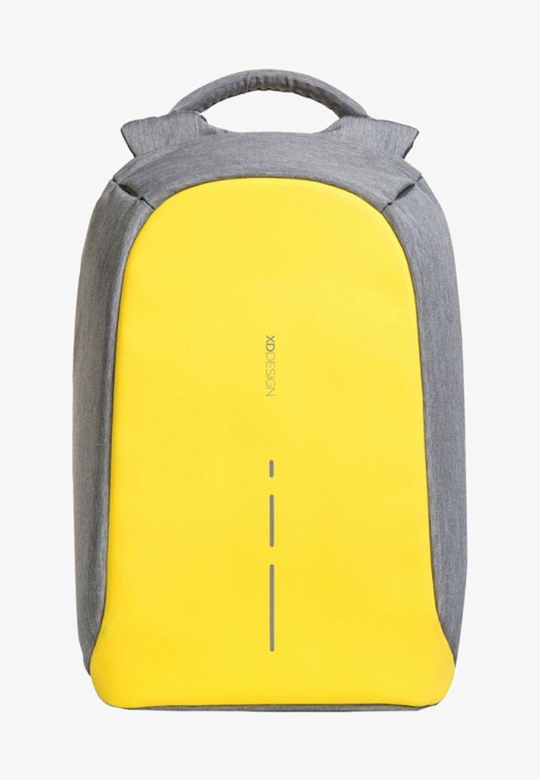 XD Design - BOBBY COMPACT - ANTI-DIEFSTAL - Rucksack - geel