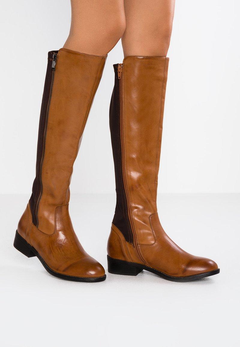 XTI - Boots - camel