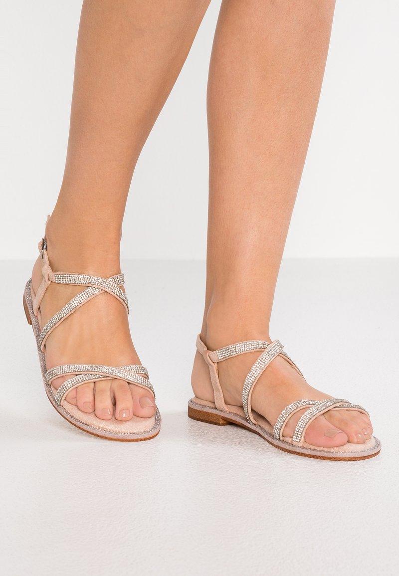XTI - Sandaler - nude
