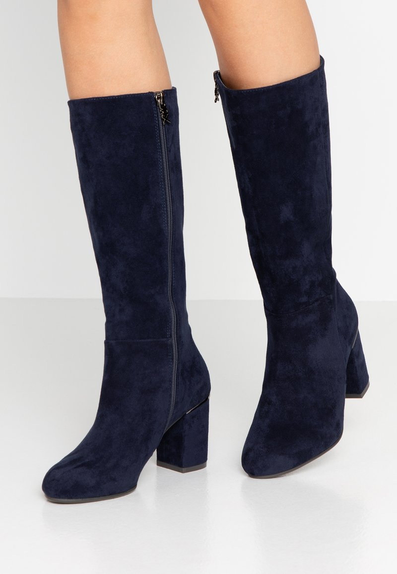 XTI - Boots - navy