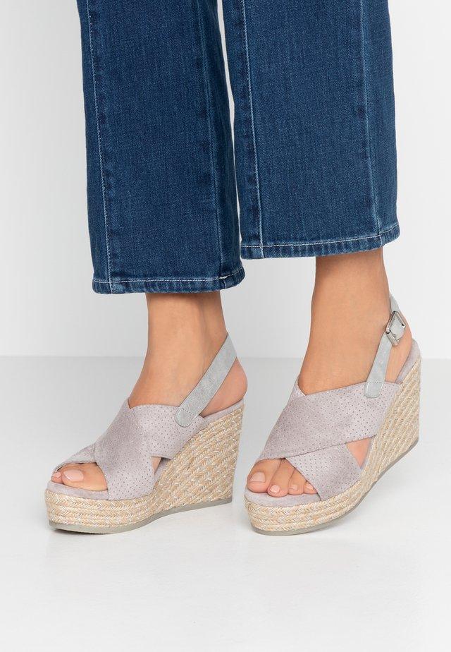 High Heel Sandalette - ice