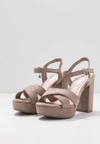 XTI - Sandaletter - taupe - 4