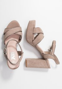 XTI - Sandaletter - taupe - 3