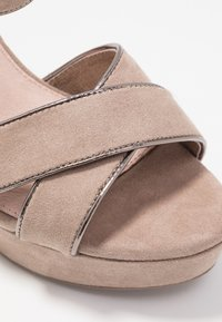 XTI - Sandaletter - taupe - 2