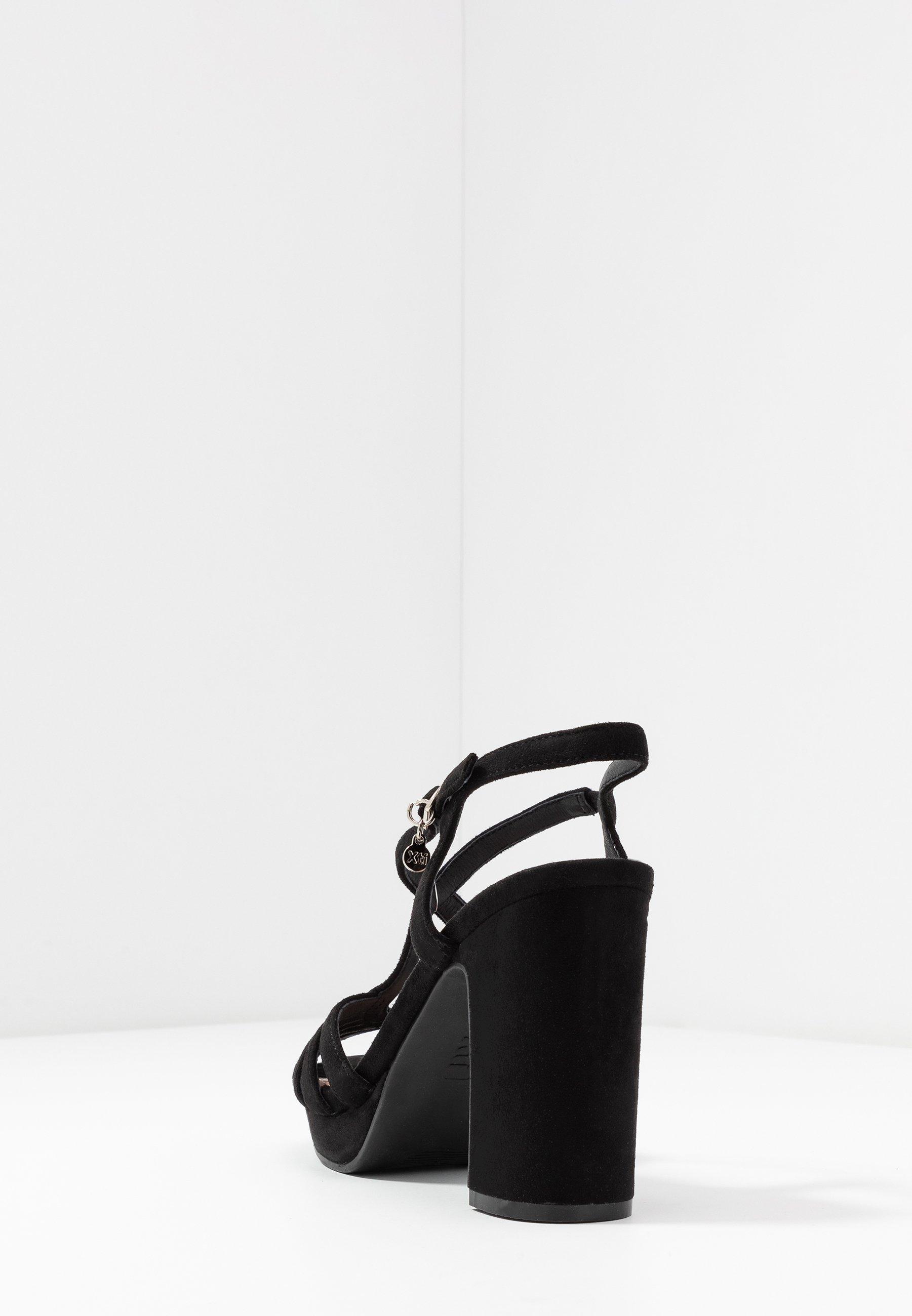 Xti Sandaletter - Black