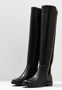 XTI - Høye støvler - black - 4