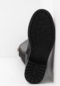 XTI - Høye støvler - black - 6
