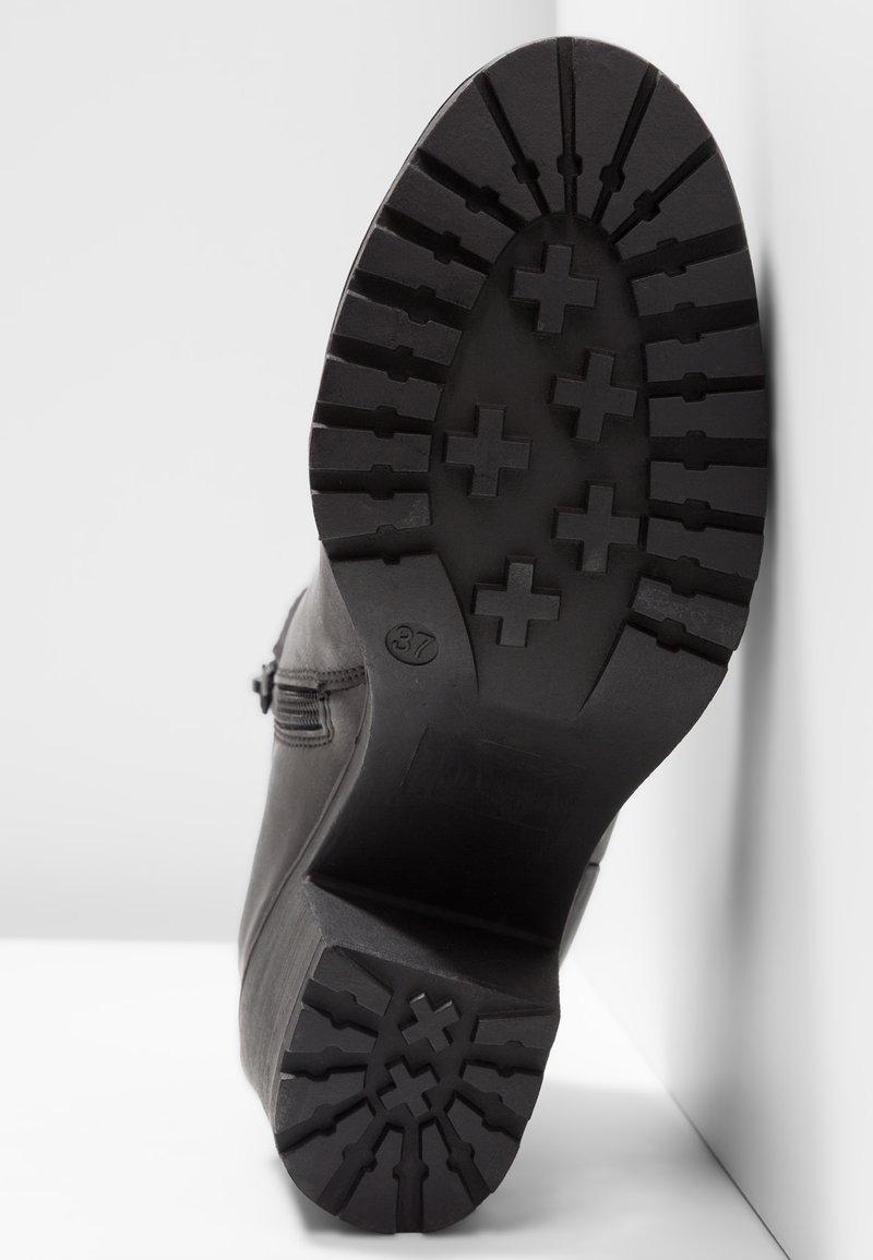 Boots Talons Black À Xti Talons Xti À Boots dxstrQCh