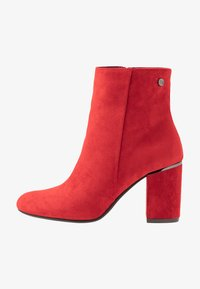 XTI - Ankle boots - red - 1