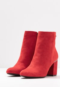 XTI - Ankle boots - red - 4