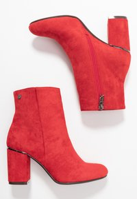 XTI - Ankle boots - red - 3