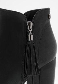 XTI - High Heel Stiefelette - black - 2