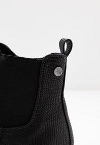 XTI - Kotníková obuv - black - 2