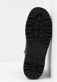 XTI - Kotníková obuv - black - 6