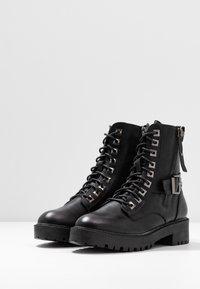XTI - Cowboystøvletter - black - 4