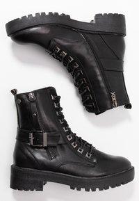 XTI - Cowboystøvletter - black - 3