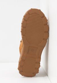 XTI - Kotníková obuv - camel - 6