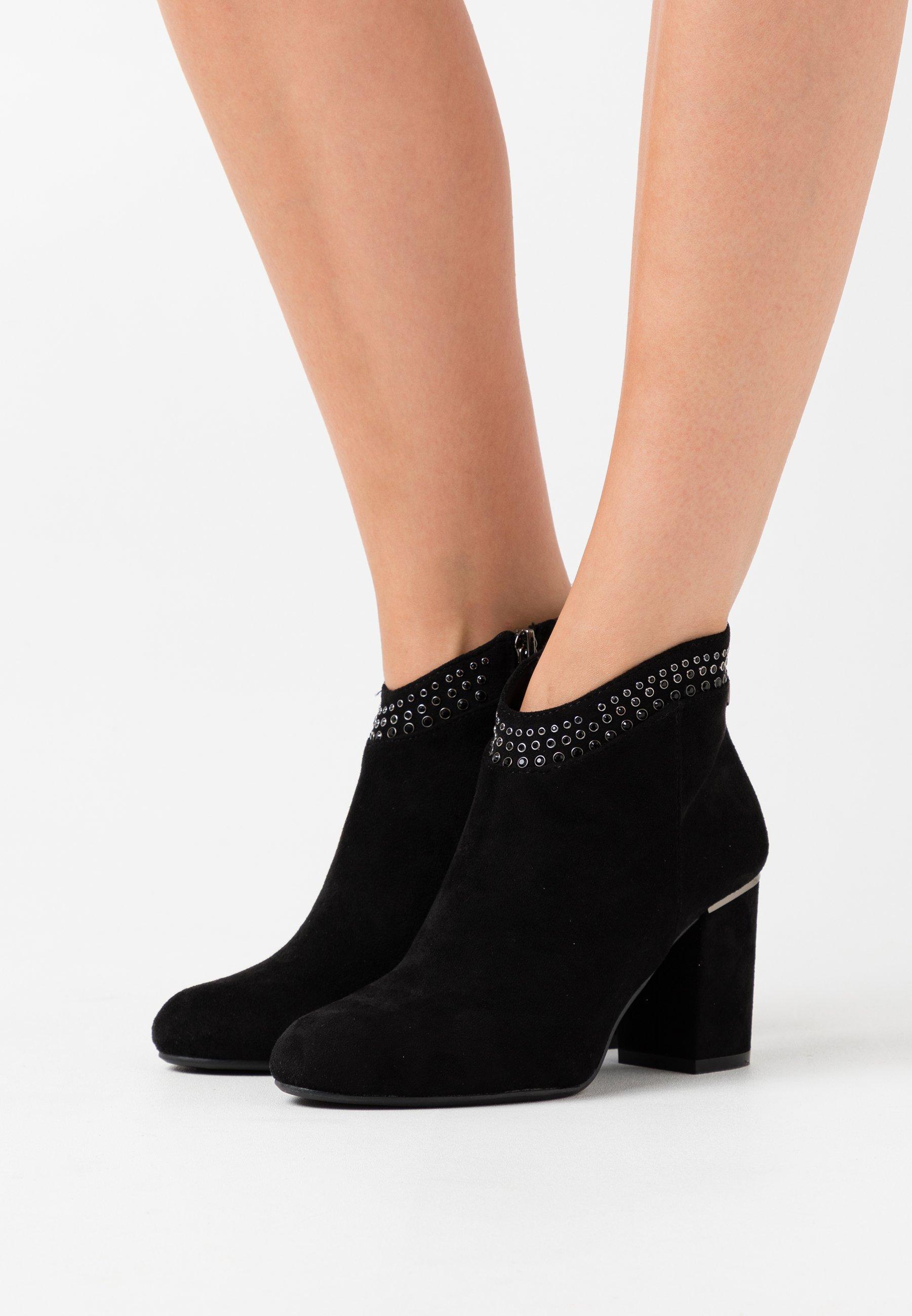 Boots à talons black
