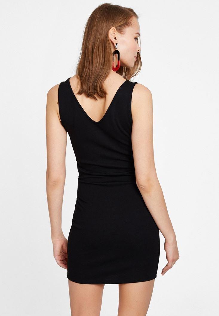 Oxxo Cocktail Dress / Party - Black