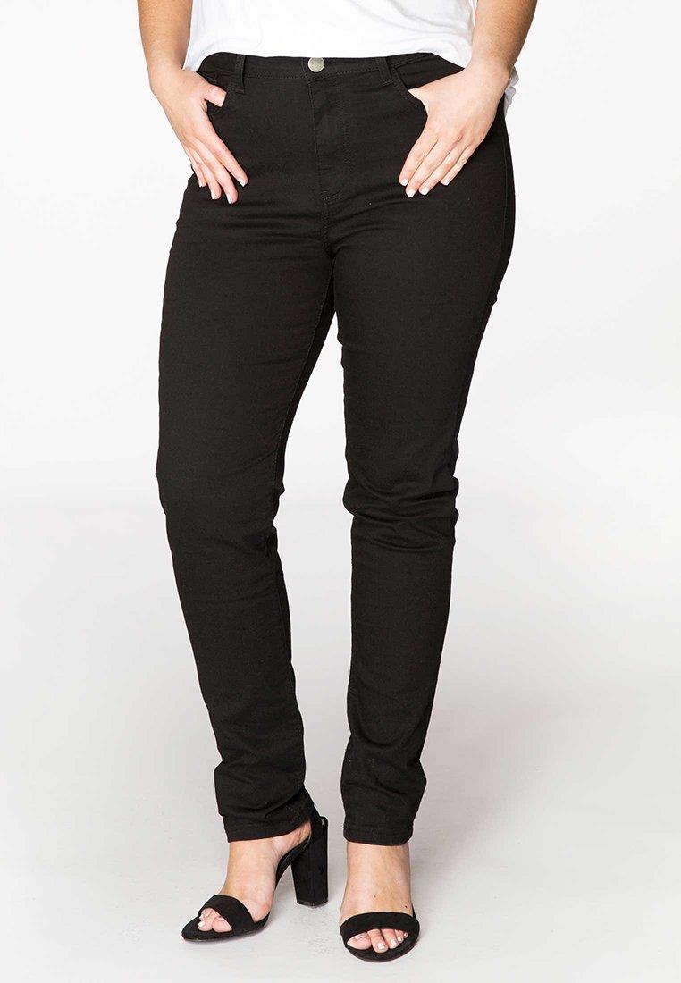 Yoek - Jeans Skinny Fit - black