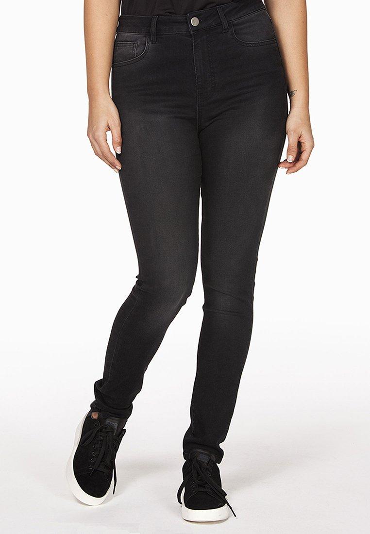 Yoek - Jeans Slim Fit - black