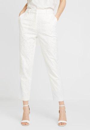 BRIDAL YASBEO PANT NEW - Pantaloni - star white