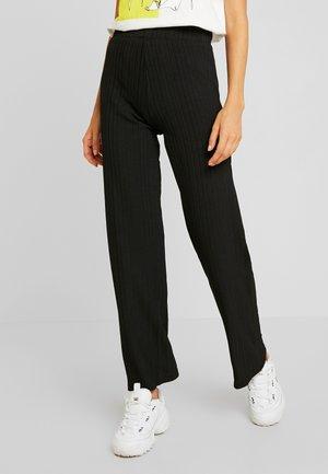 YASLUCA PANT  - Trousers - black