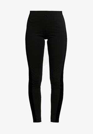 YASCAMILLE - Leggings - black