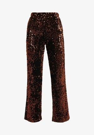 YASWHITNEY PANT - Bukse - black