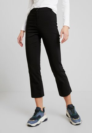 YASOLIA PANT - Pantalones - black