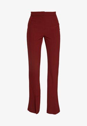 YASANNA PANT - Pantalon classique - fired brick