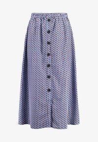 YAS - YASARROW SKIRT - A-line skirt - allure - 4