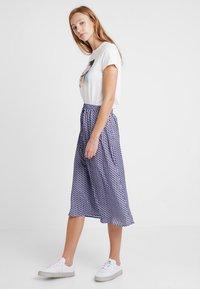 YAS - YASARROW SKIRT - A-line skirt - allure - 1