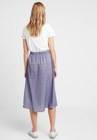 YAS - YASARROW SKIRT - A-line skirt - allure - 2