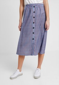 YAS - YASARROW SKIRT - A-line skirt - allure - 0