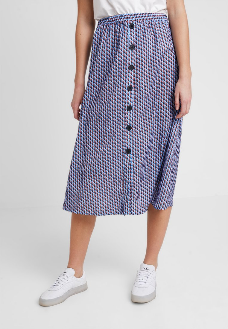 YAS - YASARROW SKIRT - A-line skirt - allure