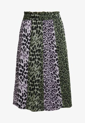 YASANGLE SKIRT - A-line skirt - black