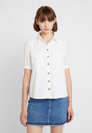 BRODIA - Button-down blouse - star white