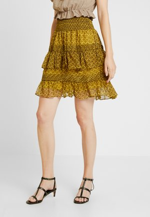 YASTIFFANI SKIRT - A-line skirt - buckthorn brown