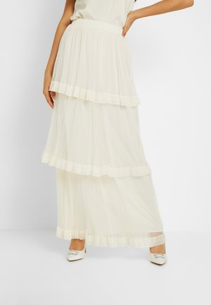 YASFRANCES SKIRT - Maxirock - star white