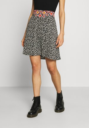YASSAFFIRA SKIRT FEST - Pencil skirt - black