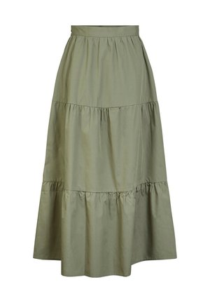 YASBASIL - A-line skirt - four leaf clover