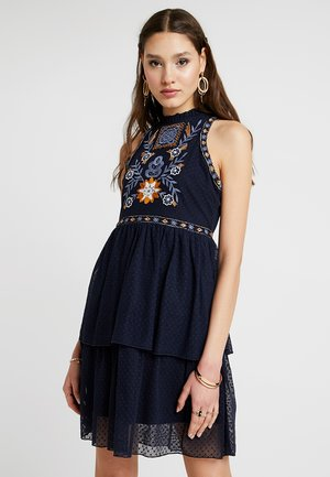 YASFIA DRESS FEST - Robe d'été - dark sapphire