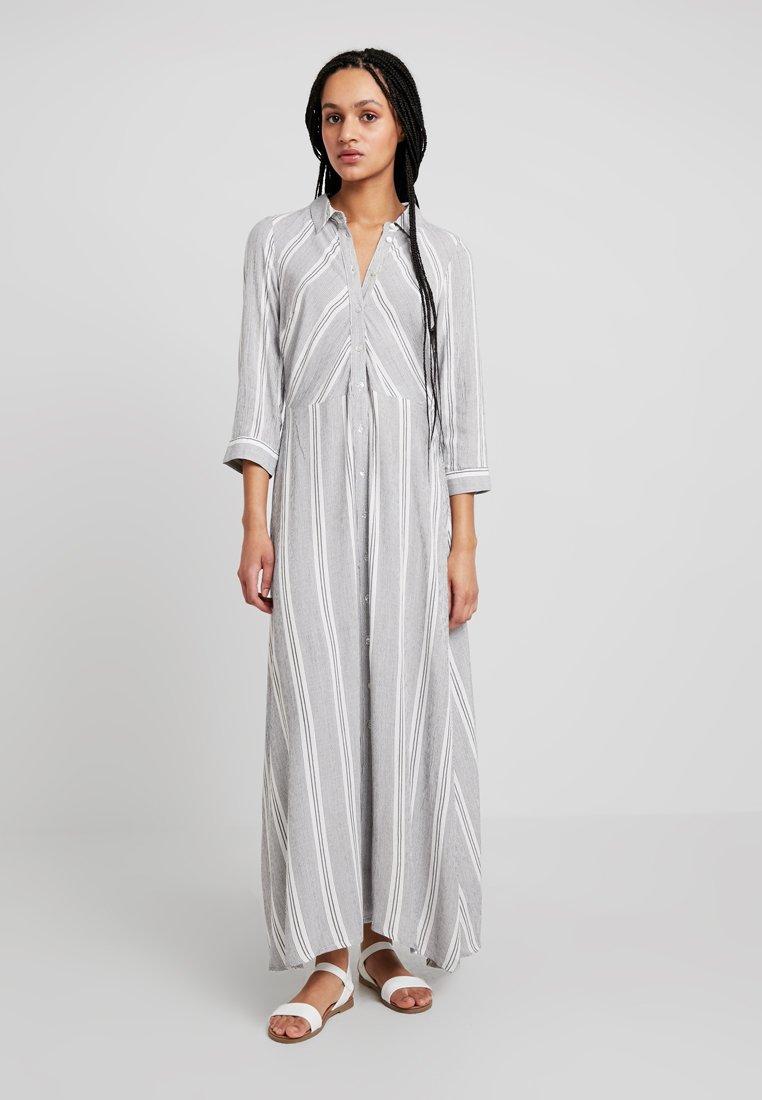 YAS - YASJAYLEEN LONG DRESS - Maxikleid - star white