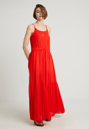 YASSANDY ANCLE DRESS - Maxikjoler - fiery red