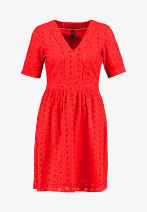 YASVIE DRESS - Kjole - fiery red