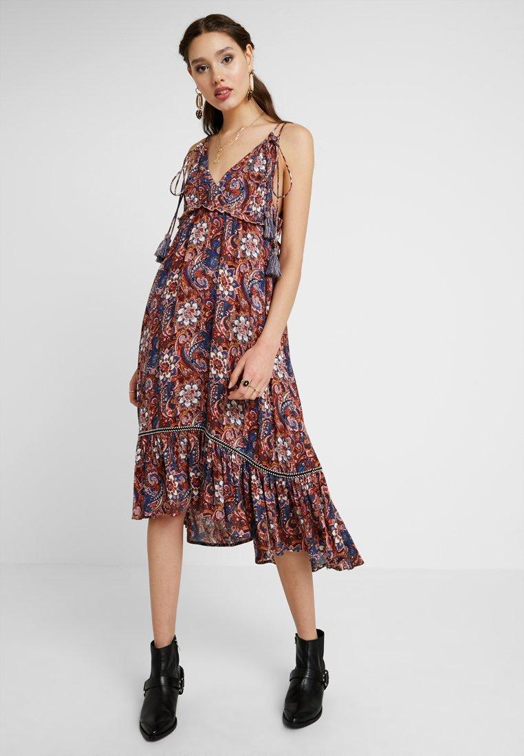 YAS - YASDIDI DRESS FEST - Maxi dress - multicolor