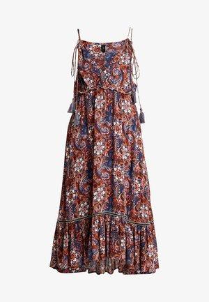 YASDIDI DRESS FEST - Robe longue - multicolor